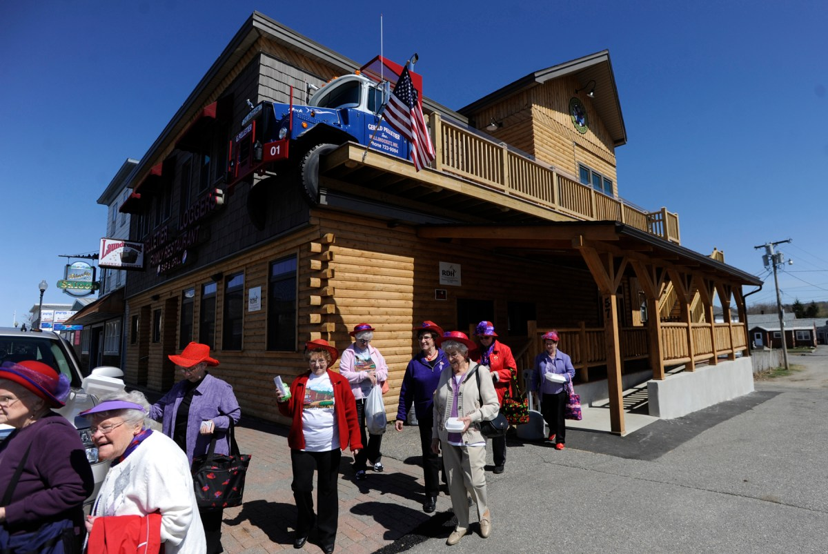 Wabanaki group buys Millinocket's Pelletier Loggers Restaurant for tribal addiction treatment facility