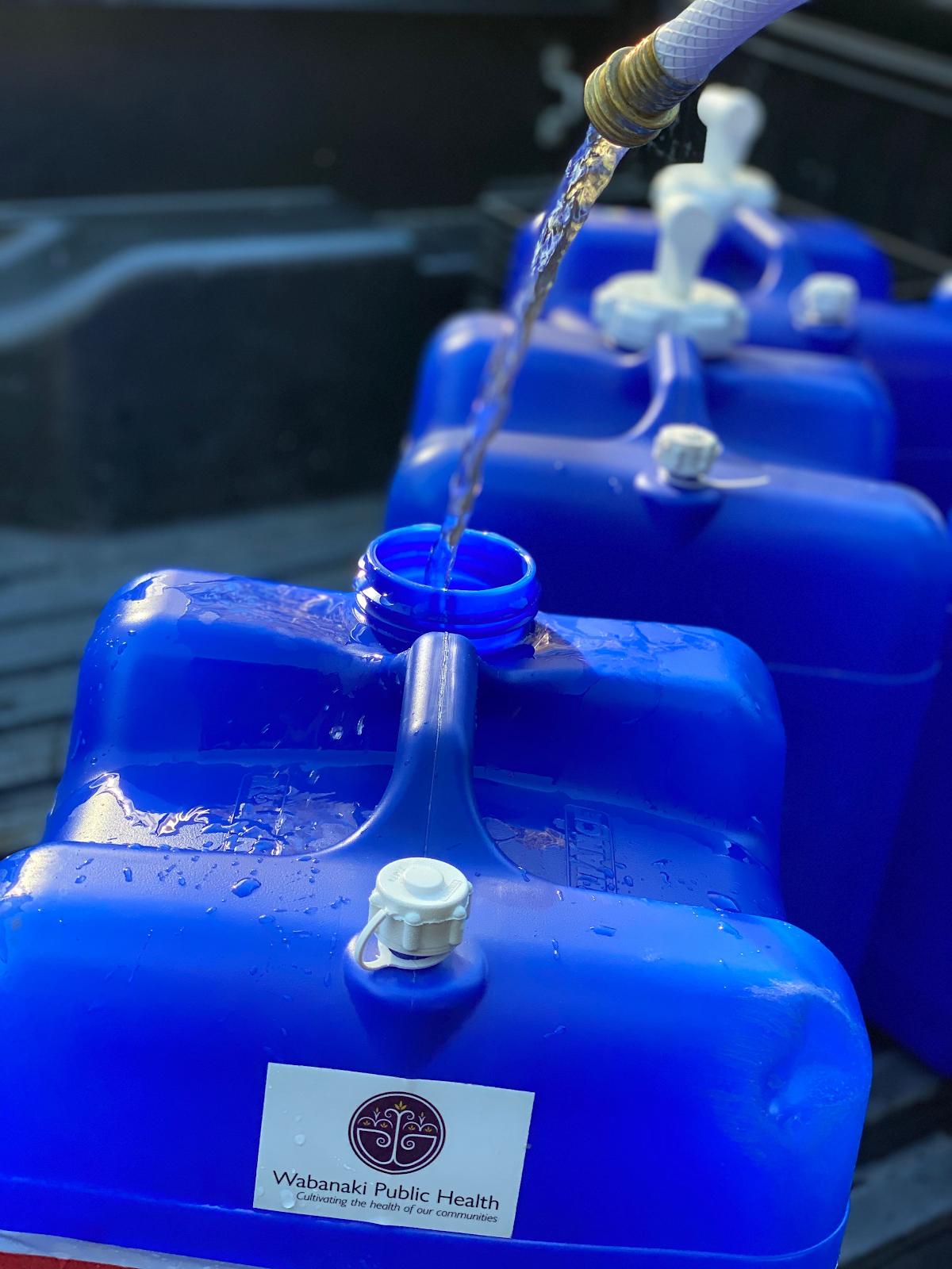 The Water Program