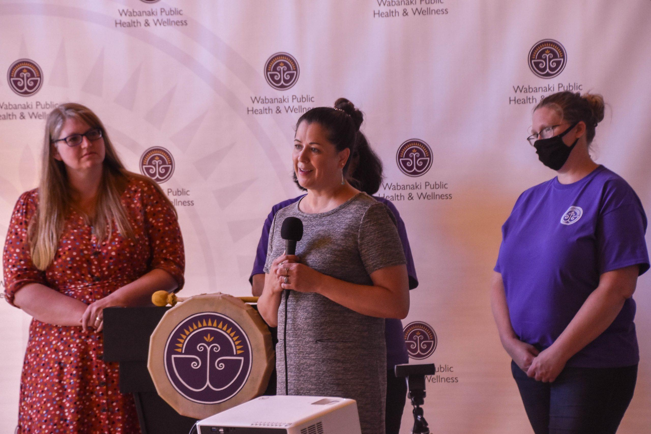 Wabanaki Public Health & Wellness hosts first Tribal Leaders Convening in Millinocket